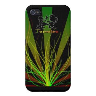 Rasta Weisen-Fall iPhone 4 Case