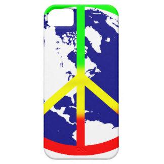 Rasta Weltfrieden iPhone 5 Hüllen