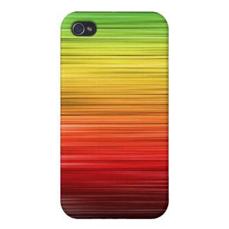 Rasta zeichnete Iphone 4 Fall Etui Fürs iPhone 4
