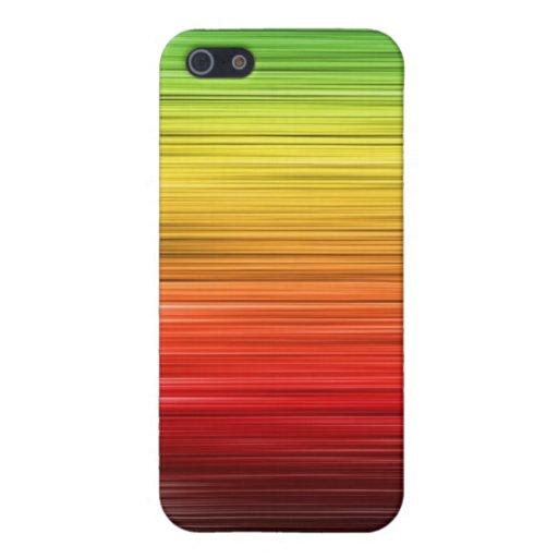 Rasta zeichnete Iphone 4 Fall iPhone 5 Etui