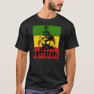 Rastafari König Solomon Lion von Judah T - Shirt