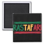 Rastafari Kühlschrankmagnete