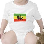 Rastafarian Flagge T Shirts