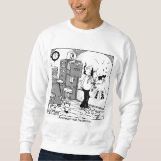 Rastloses Hauptsyndrom Sweatshirt