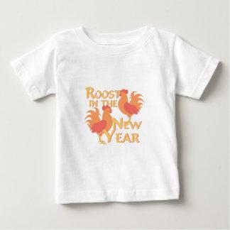 Rastplatz im neuen Jahr Baby T-shirt