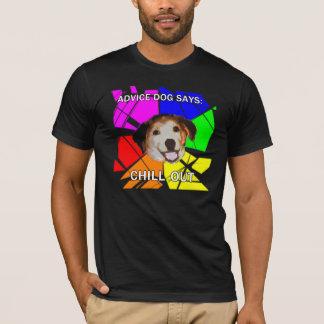Ratehund - kühlen Sie heraus extravaganten Meme T T-Shirt