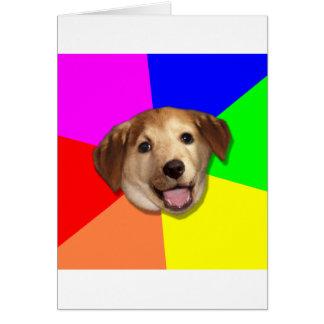 Ratehund Meme irgendeine Weise, die Sie wollen! Grußkarte
