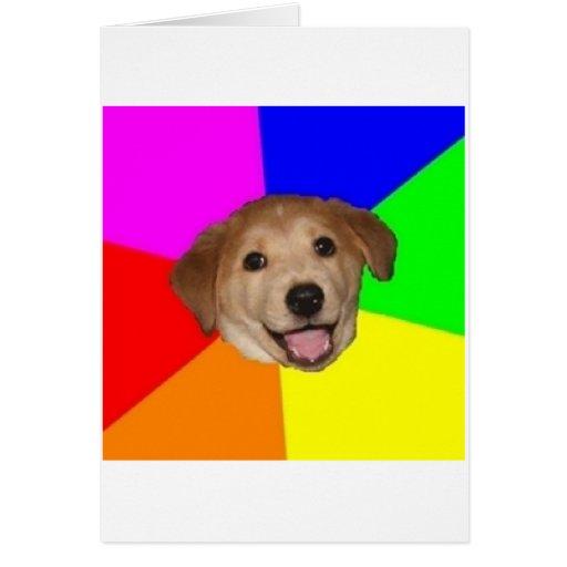 Ratehunderatetier Meme Grußkarten