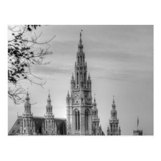 Rathaus Postkarte