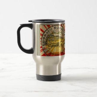 Rätselhafte Nomadics super glückliche Kaffee-Tasse Reisebecher
