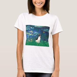 Ratte Terrier - Lilien 5 T-Shirt