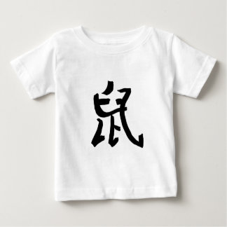 Ratten-Charakter Baby T-shirt