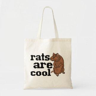 Ratten sind cool tragetasche