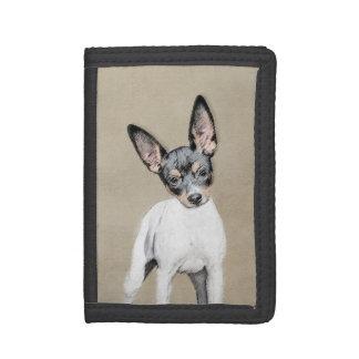 Ratten-Terrier-Malerei - niedliche ursprüngliche