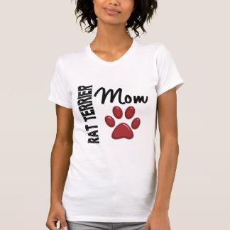 Ratten-Terrier-Mamma 2 T-Shirt