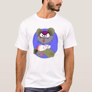Ratten-Weiß-Shirt T-Shirt
