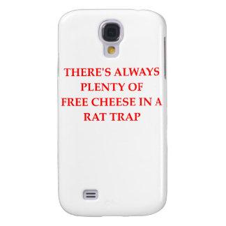 Rattenfalle Galaxy S4 Hülle
