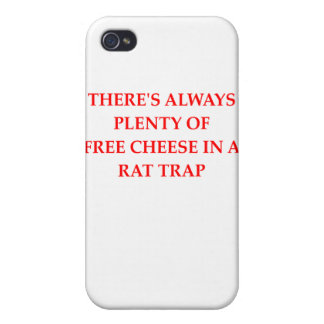 Rattenfalle Etui Fürs iPhone 4