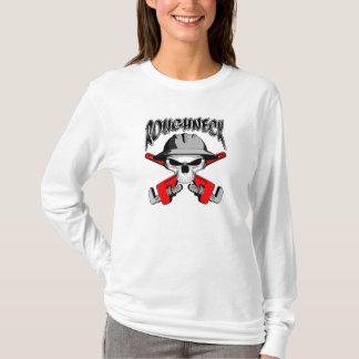 Raubein-Schädel T-Shirt
