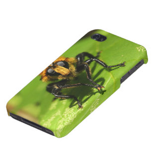 Räuber-Fliege Etui Fürs iPhone 4