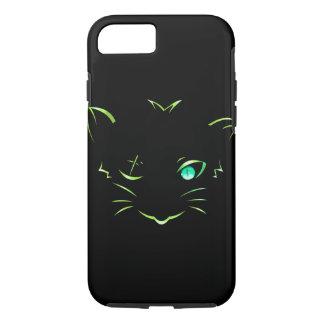 Räuber-Katze Apple 2 iPhone 8/7 Hülle