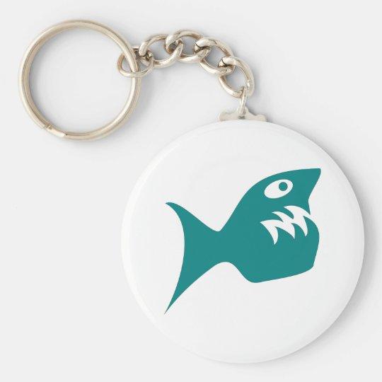 Raubfisch predator fish schlüsselanhänger