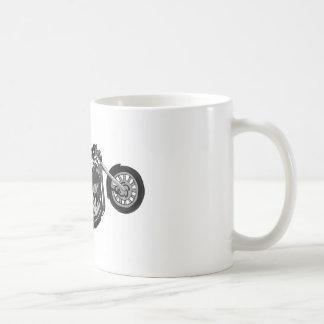 Raubvogel auf einem Schwein Kaffeetasse