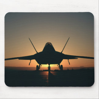 Raubvogel F-22 Mousepads