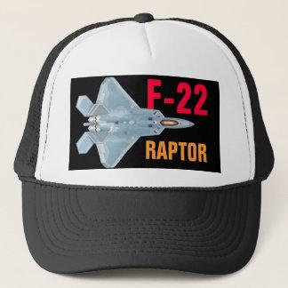 RAUBVOGEL F-22 TRUCKERKAPPE