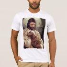 Raubvogel Jesus T-Shirt
