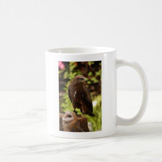 Raubvögel Kaffeetasse