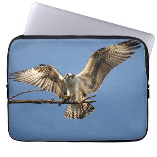 RaubvogelRepastosprey-wilder Vogel Laptop Sleeve