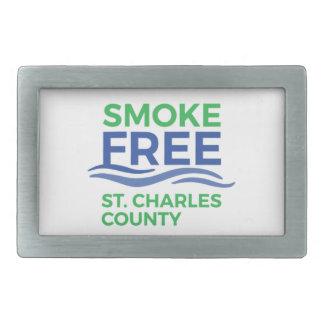 Rauch freie STC-Produkte Rechteckige Gürtelschnalle