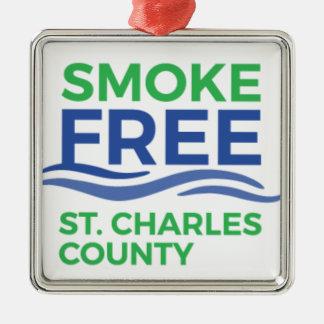 Rauch freie STC-Produkte Silbernes Ornament