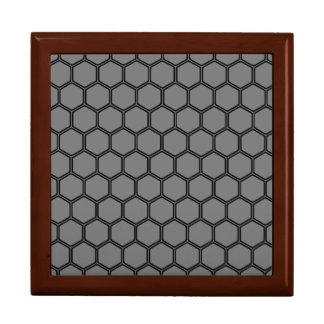 Rauch-Hexagon 3 Geschenkbox