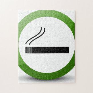 Rauchen Puzzle