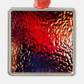rauchen Sie abstrakte antike Kram-Art-Mode-Kunst Silbernes Ornament