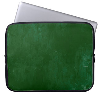 Rauchen Sie (Smaragd) ™ Neopren-Laptop-Hülse Laptop Sleeve