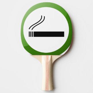 Rauchen Tischtennis Schläger