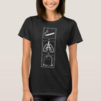 RAUCHENDE LUNGEN ERNST T-Shirt