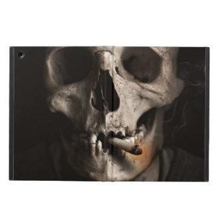 Rauchendes Skelett
