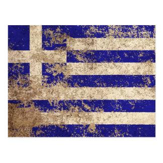 griechische flagge gru karten einladungen. Black Bedroom Furniture Sets. Home Design Ideas