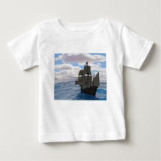 Raue Meere voran Baby T-shirt