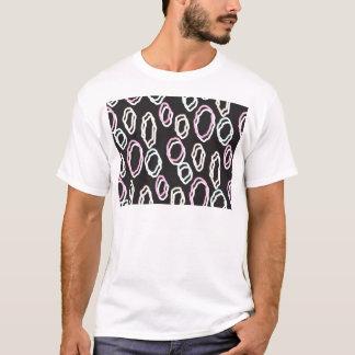 Raue Neonringe T-Shirt