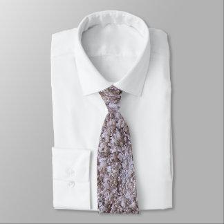 Raue rohe Beton graue Bau-Wand Personalisierte Krawatten
