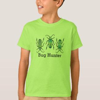 Raue zeichnende Grafik hört latipes Insekten-T - T-Shirt