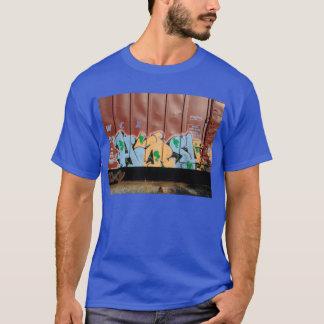 Rauer Zug T-Shirt