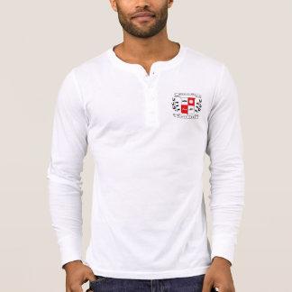 Raues das Wetter-Unterhemd des Herrn T-Shirt
