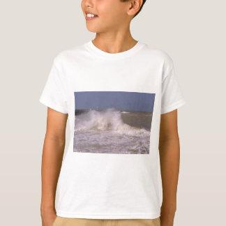 Raues Meer bei Grandcamp-Maisy T-Shirt