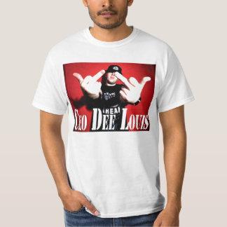 RAUES SEITENhnoDEE LOUIS T-Shirt
